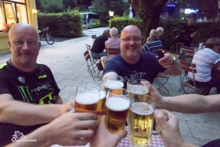 Poslední pivo Schwabenwirt